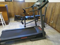 Treadmill with incline in Fort Leonard Wood, Missouri