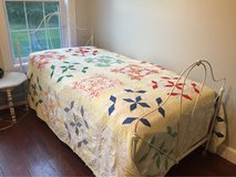 Twin Size Antique Iron Bed in Fort Leonard Wood, Missouri