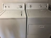 Washer and dryer in Oceanside, California