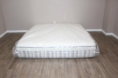 King Size mattress- Restonic Hybrid in Tomball, Texas