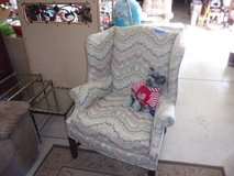 Queen Anne Style Arm Chair in Fort Riley, Kansas