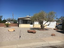 4 Bed 1-1/2 Bath House For Rent in Alamogordo, New Mexico
