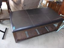 Ashley Furniture Rolling Bench in Fort Riley, Kansas