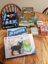 Games and Puzzles in Baumholder, GE