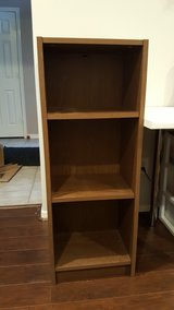 Two Ikea Billy book shelves in Kingwood, Texas