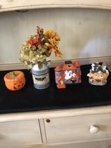 Pumpkin with Lighted Eyes & Sound,Haunted House with Sound,Haunted House Tea Light in Lancaster, Pennsylvania
