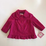 NWT 18M Circo Pink Swing Lined Jacket Coat Fall in Sugar Grove, Illinois