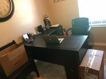 Office desk in Kingwood, Texas