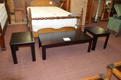 New Espresso Coffee Table & 2 End Tables in Fort Lewis, Washington