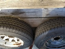 Trailer tires in Beaufort, South Carolina