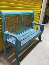 Rustic Bench in Baytown, Texas