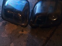 1997 - 2004 Corvette After Market Fixed Projector Headlights - USED (312) 879 9677 in New Lenox, Illinois