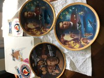 Star Trek collector plates in Vacaville, California
