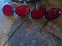 CORVETTE  1997 - 2004 - REAR Tail Light Lenses in New Lenox, Illinois