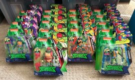 New Rise of the Teenage mutant Ninja Turtles Toy for sale $17 each in Beaufort, South Carolina