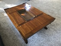 Starbay brand Wood coffee table in Oswego, Illinois