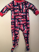 Carter's baby zip up footed pajamas in Lockport, Illinois