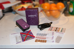 Jamberry Set incl. Heater * several sets of nail designs in Vista, California