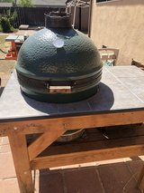 Big Green Egg Grill Large in Vacaville, California