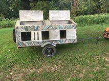 DOG TRAILER in Fort Leonard Wood, Missouri