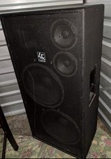 Pair of Carvin LSx1523 Powered Loudspeakers in Camp Pendleton, California