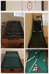 5 in 1 Combination Game Table in Westmont, Illinois