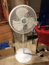 Lasko fan in Oceanside, California
