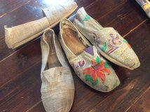 Flat shoes/toms sz 10 in Okinawa, Japan