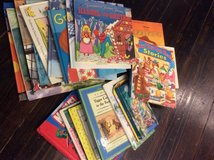 Hard back kids book lot in Okinawa, Japan