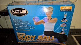Altus Body Ball Fitness Combo in Ramstein, Germany