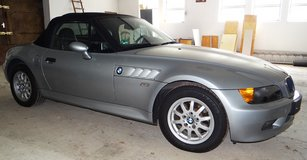 BMW Z3 Convertible (located on Spangdahlem AFB) in Ramstein, Germany