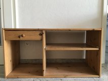 Small Pine TV Stand in Ramstein, Germany