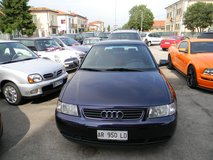 AUDI A3  GAS - MANUAL - 1YR WARRANTY - Cars&Cars Military Sales by Chapel gate on the left in Vicenza, Italy
