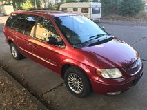 US specs Chrysler Grand Voyager Town & country in Ansbach, Germany