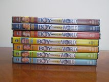 Boy Meets World DVDs in Naperville, Illinois