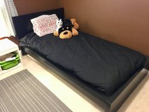 IKEA Malm Twin Low Bed Frame in Chicago, Illinois