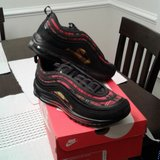 Brand new airmax 97 tartan in Quantico, Virginia