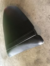 kawasaki 636 rear passenger seat- $ 50 obo in Oceanside, California