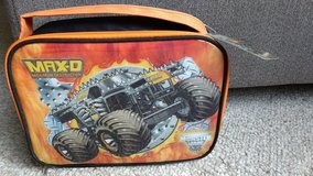 Monster truck kid's lunchbox in Glendale Heights, Illinois