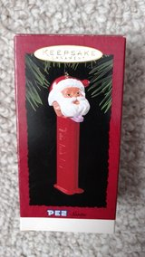 PEZ Santa ornament-Hallmark in Westmont, Illinois