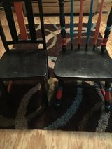 DIY PROJECTS 2 wooden chairs in DeRidder, Louisiana