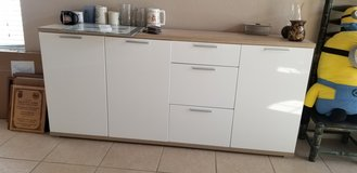 Sideboard - high gloss white finish in El Paso, Texas
