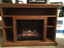Fireplace in New Lenox, Illinois