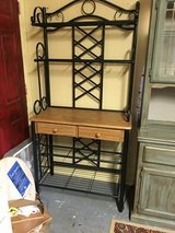 "Bakers rack 72"" tall 36"" wide 18""deep in Conroe, Texas"