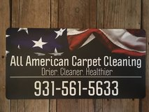 All American Carpet Cleaning in Fort Hood, Texas