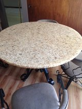 Kitchen Table and 4 Swivel Chairs in Westmont, Illinois