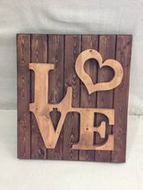 LOVE WALL DECOR in Warner Robins, Georgia