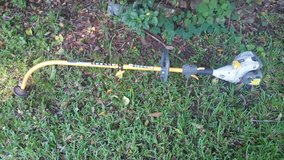 Ryobi curved shaft weedeater in Kingwood, Texas