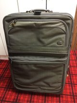 Grey Large Suitcase in Glendale Heights, Illinois