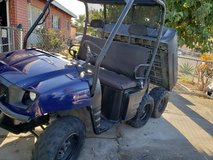 07 Polaris Ranger 700XP in Barstow, California